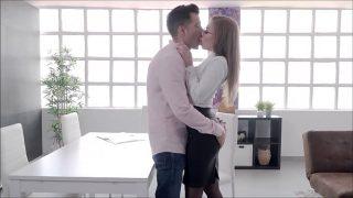 blonde secretary anal hardcore fucking with big cock Misha Maver and Alberto Blanco by Xvideos