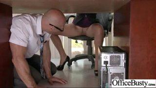 Hardcore Sex Scene In Office With Slut Naughty Busty Girl (lela star)