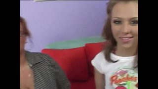 Jeanie Marie Sullivan has intercourse with an older gentleman