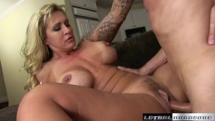 Ryan and her big ass is back to get big dick and a facial