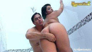 Tuvenganza – Xiomara Soto Fat Ass Latina Colombiana Cheats On Her Boyfriend With Horny Stranger At His Place